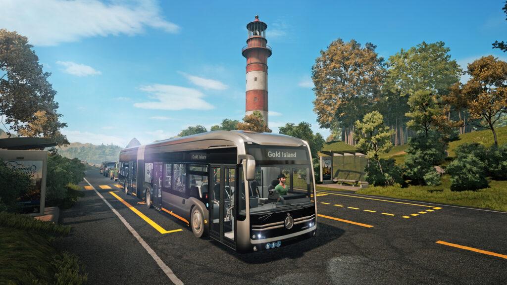 Bus Simulator 21 gra 1
