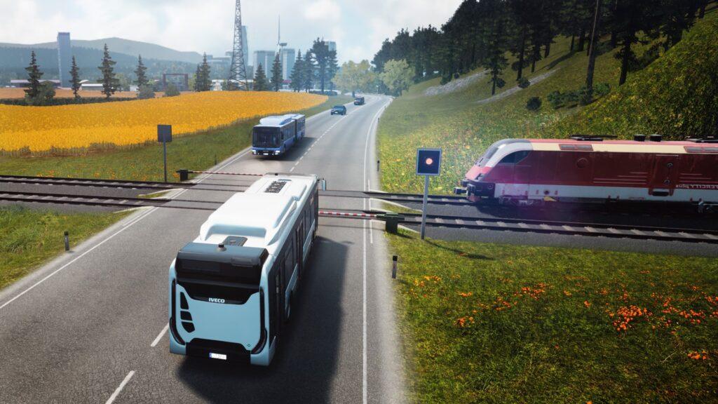 Bus Simulator 21 gra 2