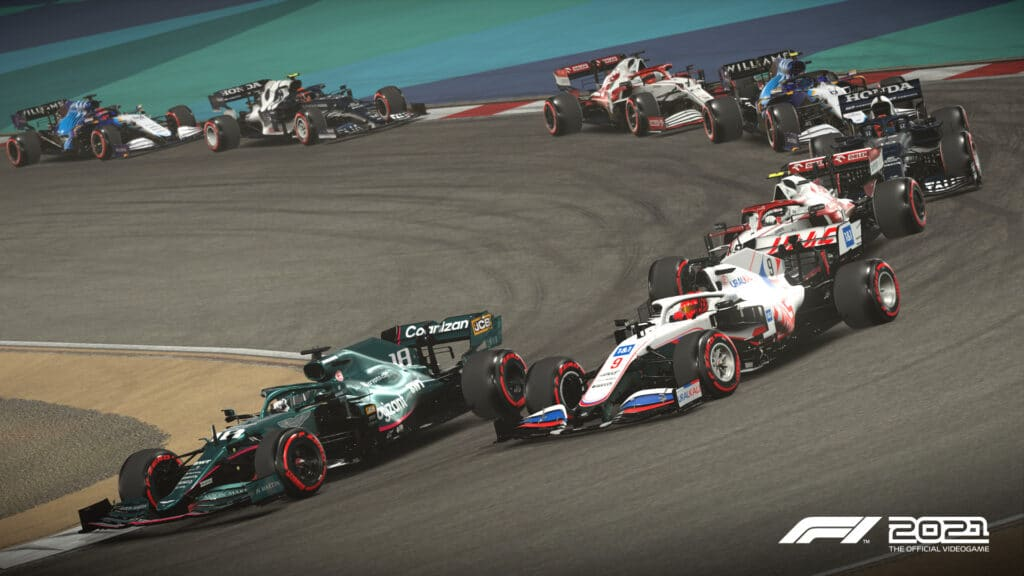 F1 2021 Tapeta