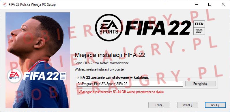 FIFA 22 Instalacja 4