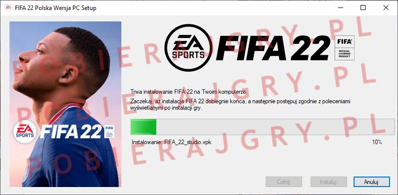 FIFA 22 Instalacja 5