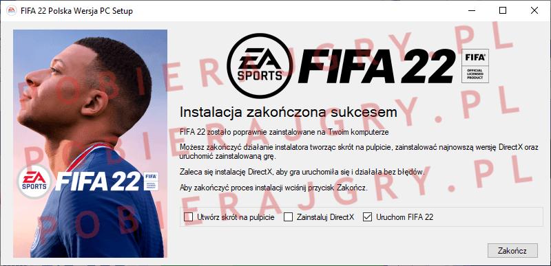 FIFA 22 Instalacja 7