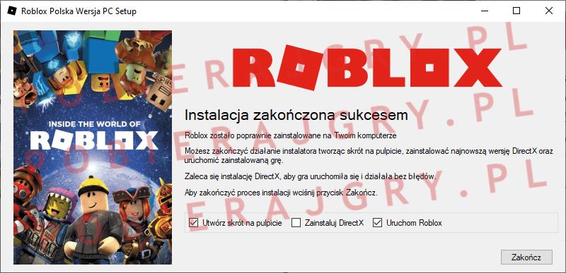 Roblox Instalacja 7
