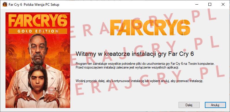Far Cry 6 Instalacja 1