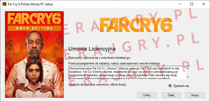 Far Cry 6 Instalacja 2