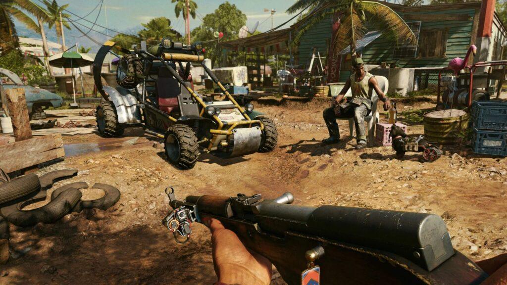 Far Cry 6 gra 1