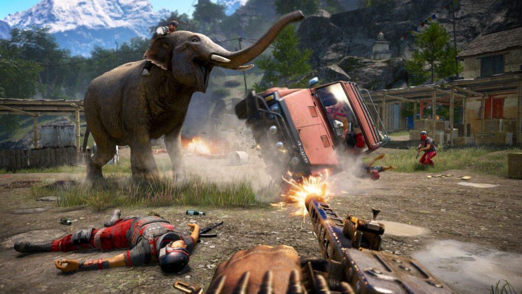 Far Cry 6 gra 2