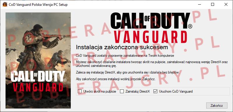 CoD Vanguard Instalacja 7
